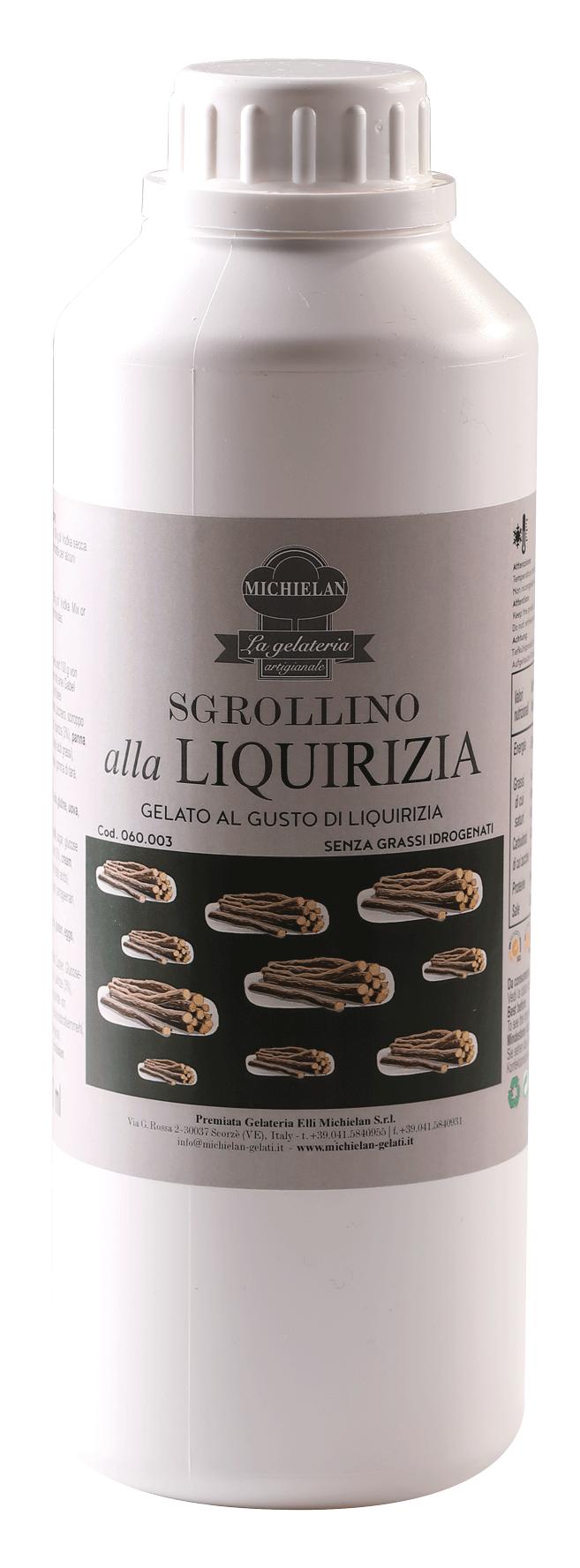 Sgrollino - Monoporzioni - Premiata Gelateria Michielan