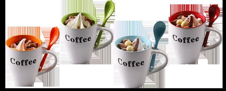 Cups Portobello - Monoporzioni - Premiata Gelateria Michielan