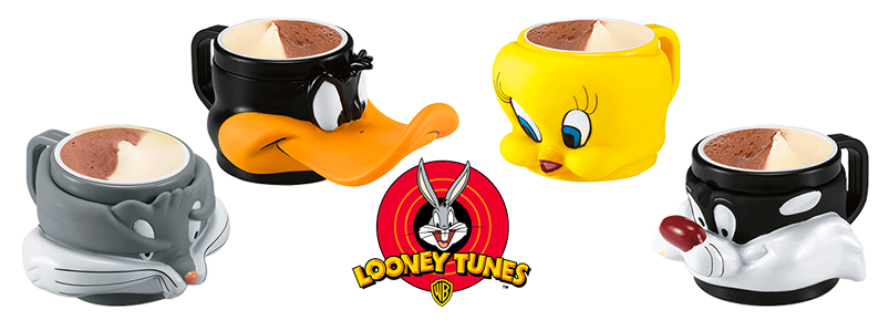 Tom & Jerry - Looney Tunes - Monoporzioni - Premiata Gelateria Michielan