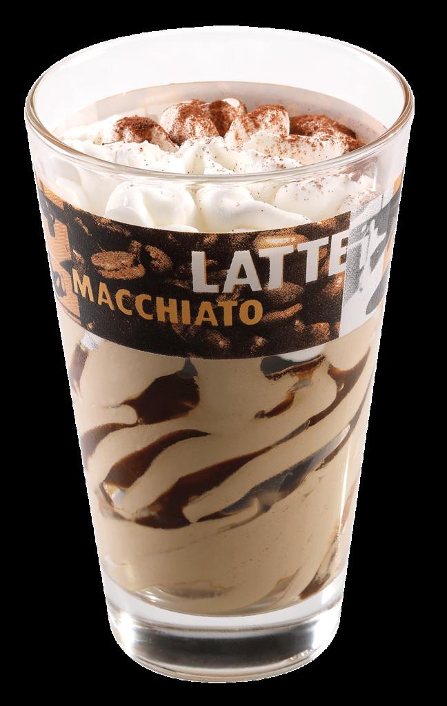 Latte Macchiato - Monoporzioni - Premiata Gelateria Michielan